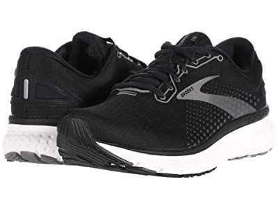 Brooks Glycerin 18 (Black/Pewter/White) Women