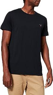 GANT Heren The Original Solid T-shirt met korte mouwen met ronde hals