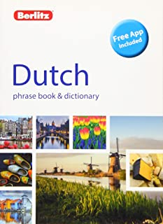 Berlitz Phrase Book & Dictionary Dutch (Bilingual dictionary)