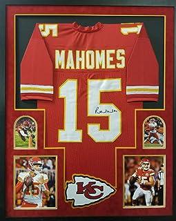 461e9fa7 Amazon.com: Football - Jerseys / Sports: Collectibles & Fine Art