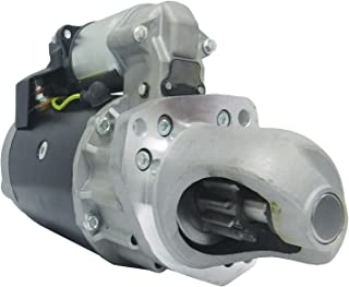 AJ-ELECTRIC STARTER REPLACEMENT FOR JOHN DEERE DIESEL 028000-3970 TY25961, TY6613, TY6712