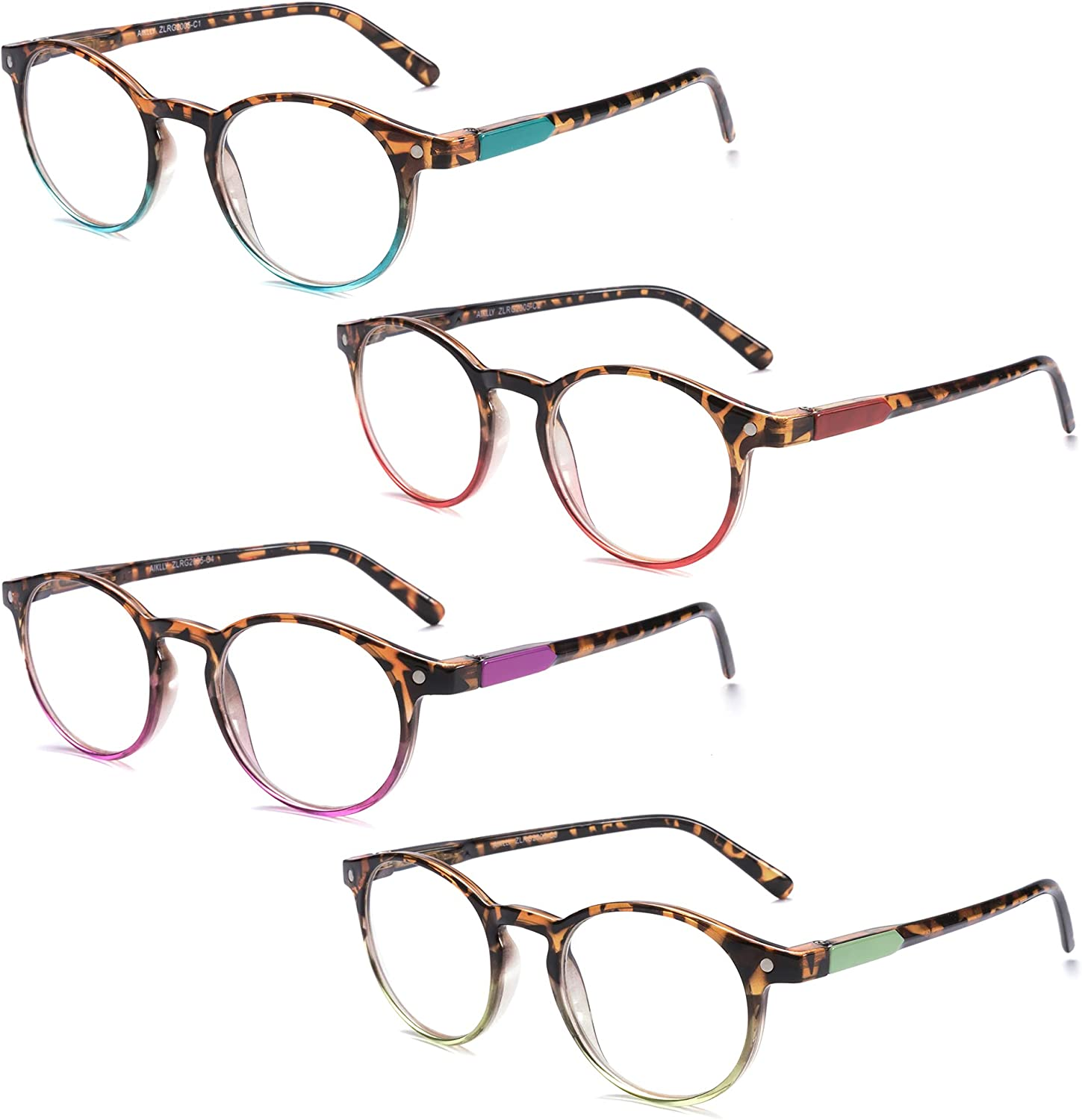Trendy Reading Glasses for Women Limited price sale Max 46% OFF Readers Light Ladies Roun with