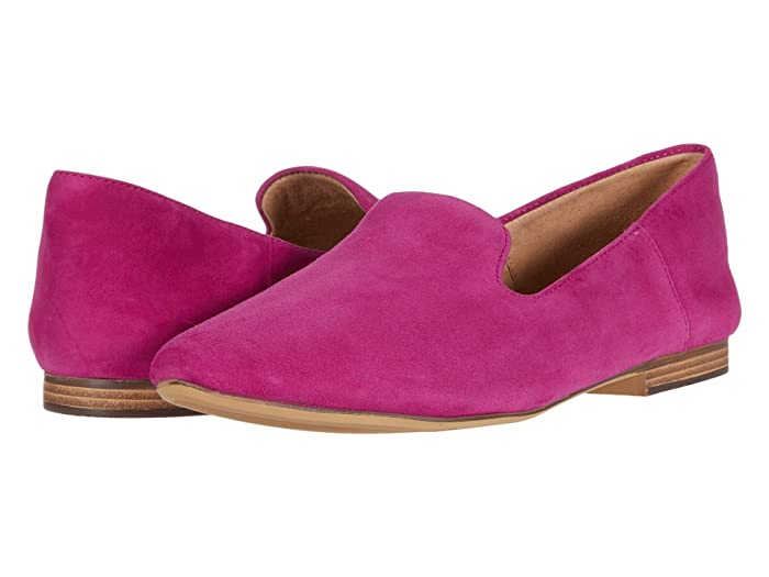 60s Shoes, Boots Naturalizer Lorna Hibiscus Suede Womens Shoes $88.95 AT vintagedancer.com