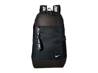 Nike Sportswear Essentials Backpack (Seaweed/Black/Pistachio Frost) Backpack Bags