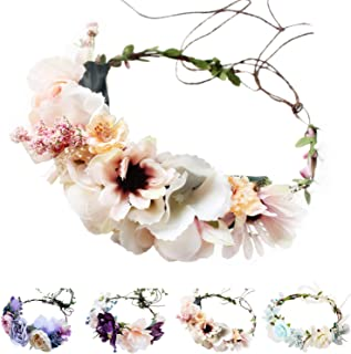 Best dog flower crown Reviews