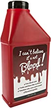 Maven Gifts I Can't Believe It's Not Blood - Fake Blood - 16 oz…