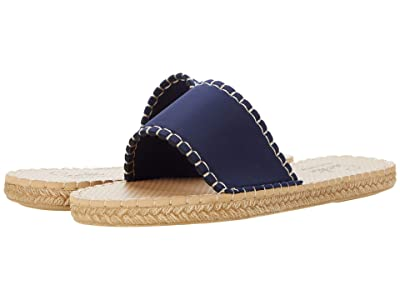Sea Star Beachwear Cabana Slide (Dark Navy) Women