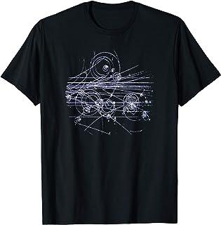 量子力学ヒッグスボソンLHC素粒子物理学ギフト Quantum Mechanics Higgs Boson LHC Tシャツ