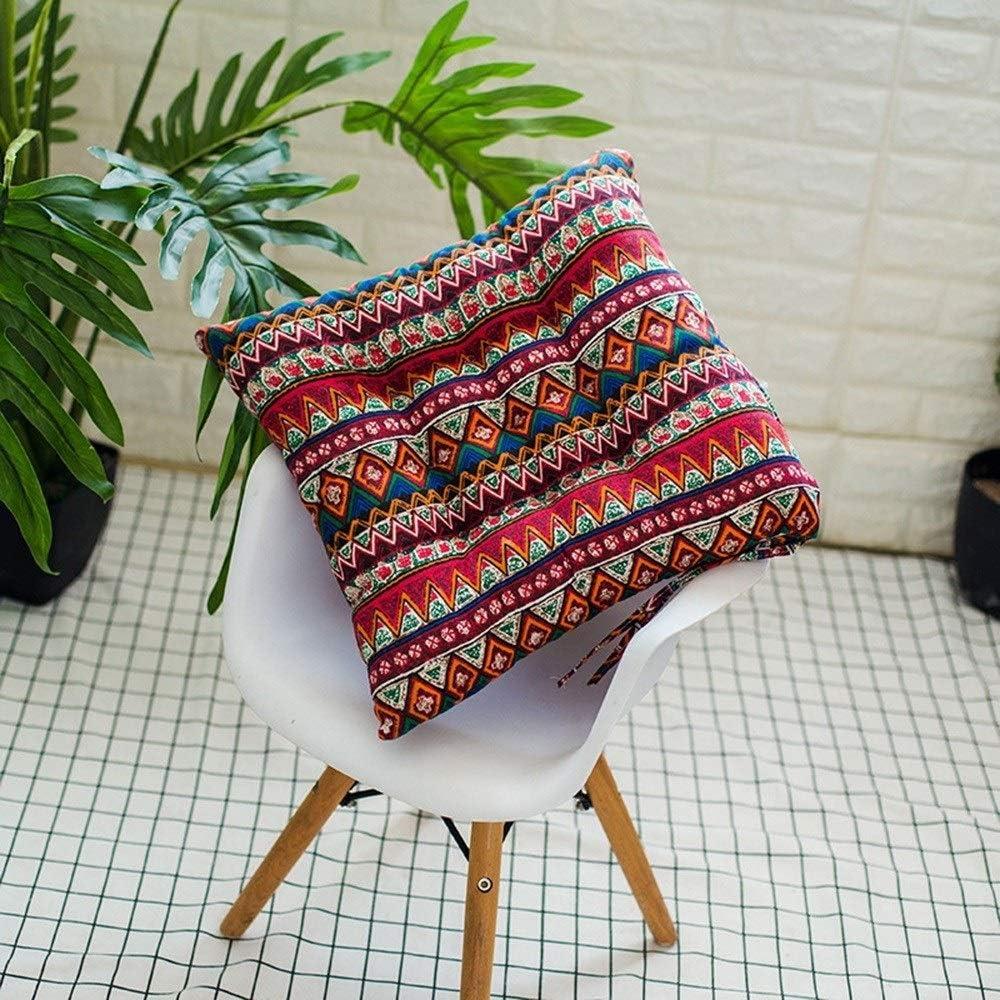 35% OFF Soft High Elastic Cotton online shopping Outdoor Cushion 1PCS 45cm Squar Garden