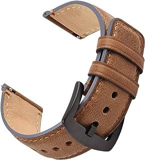 Fullmosa Cinturino Orologio 22mm,Ricambio di Cinturino,Cinturini per Orologi per Samsung/Huawei Sgancio Rapido, Cinturini ...