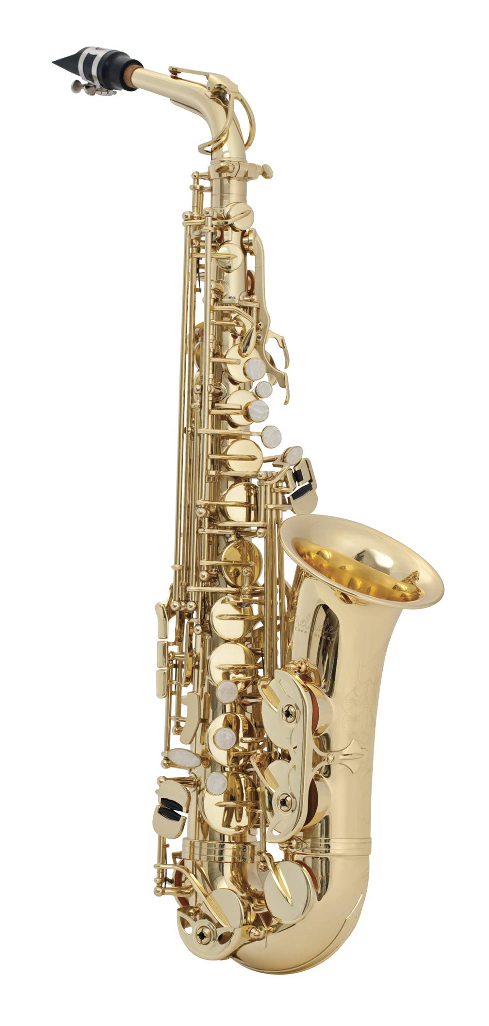 Amazon Com Prelude Student Model As711 Alto Saxophone By Conn Selmer Musical Instruments