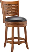 Ball & Cast Counter Height Swivel Stool, 24