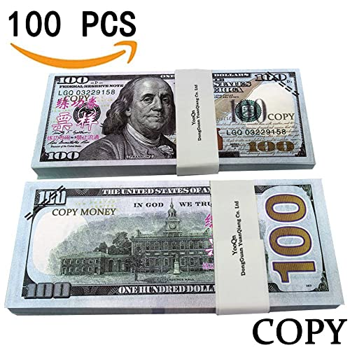 image relating to Printable Prop Money known as Income Stacks: