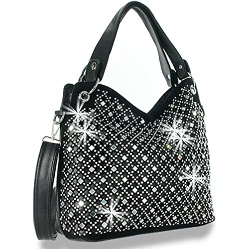 0399276363 Zzfab Mirror Rhinestone Bling Purse