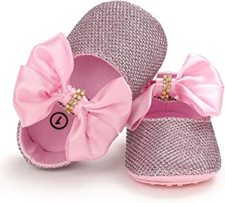 Roaays M Baby Girl Shoes Toddler Shoes Infant Mary Jane Flats