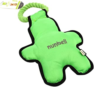Nunbell Pet Toy Tug Star, Green