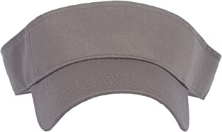 ec9483a00a8 DRY77 Sports Tennis Golf Sun Visor Hats Adjustable Plain Bright Color Men  Women