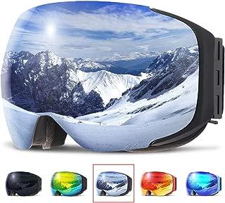 Best mens ski goggles Reviews