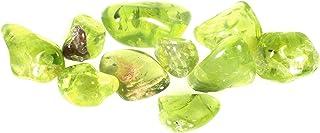 Peridot Tumble Stones by CrystalAge