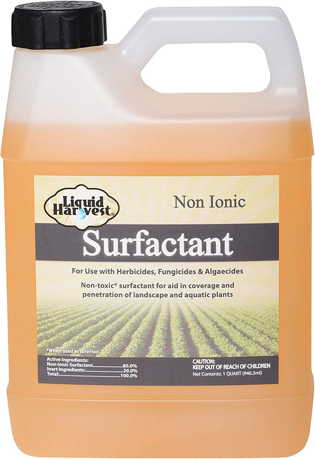 Liquid Harvest Surfactant In a popularity Virginia Beach Mall for Herbicides Non-Ionic Increas 32oz