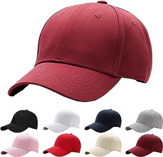 Interstellar Fire Baseball Cap for Men Women - 100% Cotton Adjustable Plain Hat - Unisex One Size Sun Hat