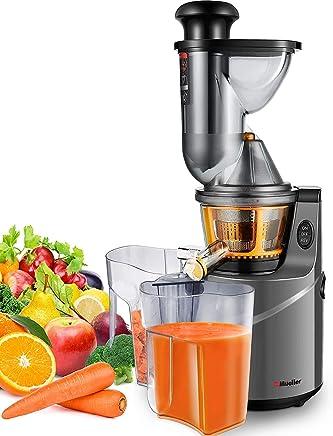 Renewed Cuisinart CCJ-500OR Pulp Control Citrus Juicer Orange ...