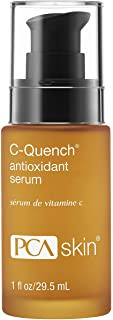 PCA SKIN C-Quench Antioxidant Face Serum - Protect & Strengthen Skin with Vitamin C & Stem Cell Extracts (1 oz)