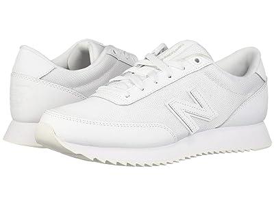 New Balance Classics 501 (White/White) Men