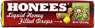 Honees, Honey Filled Drops, 1.60 oz (45 g)