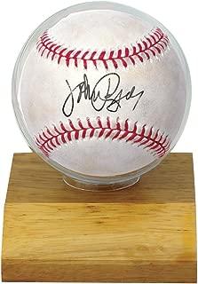 MLB Wood Base Baseball Holder
