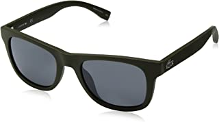 Lacoste womens unisex-adult Lacoste Unisex L790s Rectangular Sunglasses