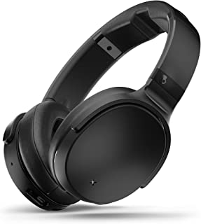 Skullcandy S6HCW-L003 Venue Active Bluetooth Wireless Over the Ear Headset, Noise Canceling - Black