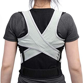 Unisex Posture Corrector Back Brace Back Support Belt Students Back Corset Spine Support Orthopedic