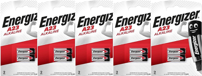 Energizer A23-5 Blister de 2 Unidades - (10 Pilas)