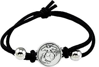 US Marine Corps Logo Bracelet