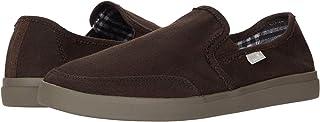 Sanuk mens Vagabond Slip On Sneaker LX