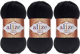 Best stretch yarn for crochet Reviews