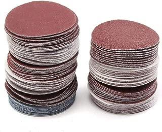 SALAKA 10pcs 4 in Disque /à ailettes 60 Disque de pon/çage Disque de pon/çage Polissage Meule Ponceuse Accessoires