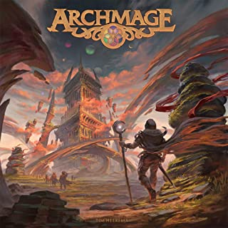 Starling Games Archmage BOARD Game