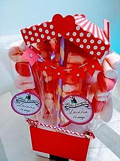 Carrito para chuches - Expositor para dulces Personalizado