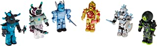 Roblox Action Collection - Champions of Roblox Six Figure Pack [Includes Exclusive Virtual Item]