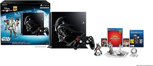 Sony PlayStation 4 Limited Edition Disney Infinity 3.0: STAR WARS 500GB Bundle (PS4)