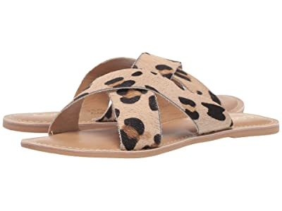 Matisse Pebble (Leopard Cowhair) Women