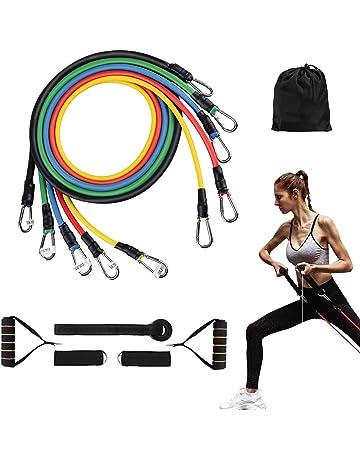 Extensores de pecho para fitness | Amazon.es