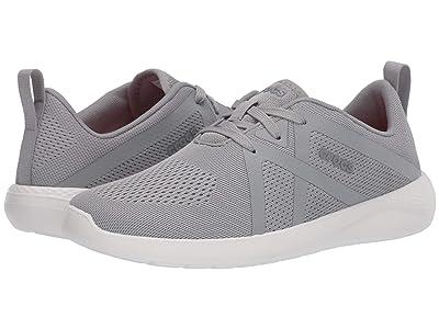 Crocs LiteRide Modform Lace (Light Grey/White) Men