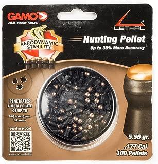 Gamo 632274054 Lethal Pellets .177