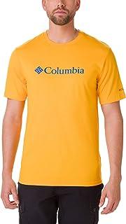 Columbia CSC Basic Logo Short Sleeve T-Shirt Homme