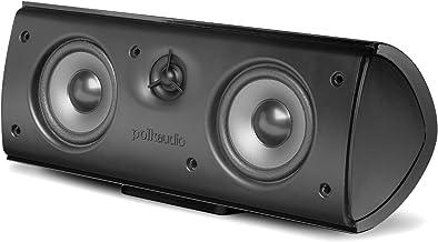 Polk Audio RM7 Center Channel Speaker (Single, Black)
