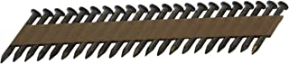 Simpson Strong-Tie N10HDGPT500 30-33-Degree Collated Structural-Connector Joist Hanger Teko Nail, 0.148-inch x 1-1/2-inch, 500 per Box