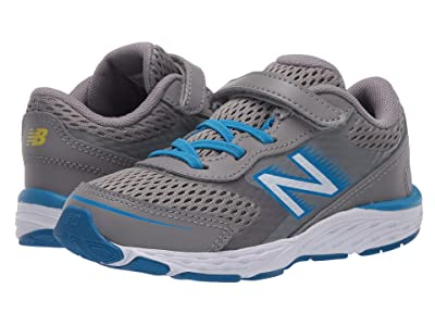 New Balance Kids 680v6 (Infant/Toddler) (Marblehead/Vision Blue) Boys Shoes